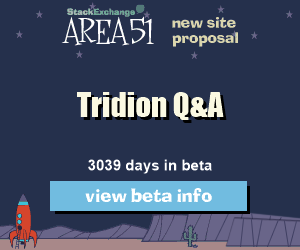 Stack Exchange Q&A site proposal: Tridion