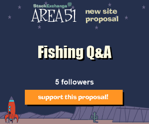 Stack Exchange Q&A site proposal: Fly Fishing