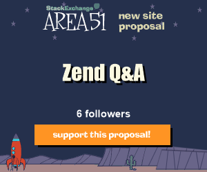 Stack Exchange Q&A site proposal: Zend
