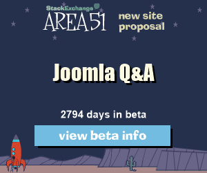 Stack Exchange Q&A site proposal: Joomla