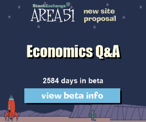 Stack Exchange Q&A site proposal: Economics