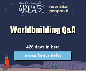 Stack Exchange Q&A site proposal: Worldbuilding