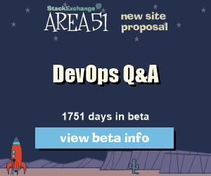 Stack Exchange Q&A site proposal: DevOps